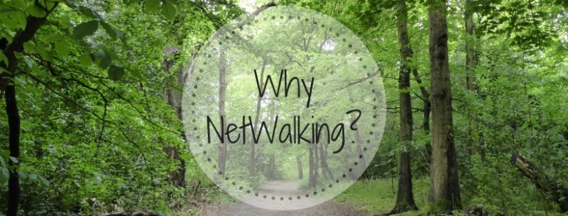 NetWalking networking small business owner freelance self-employed