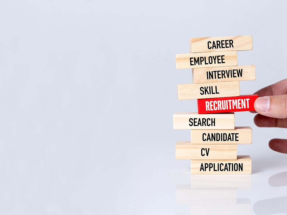 Recruitment in small business